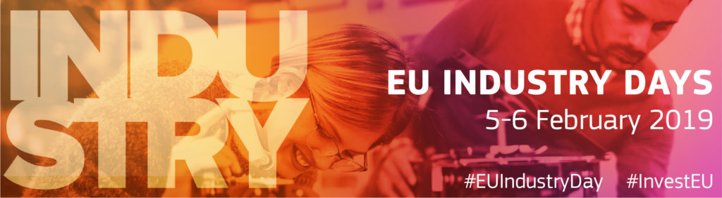 EU Industry Days 2019