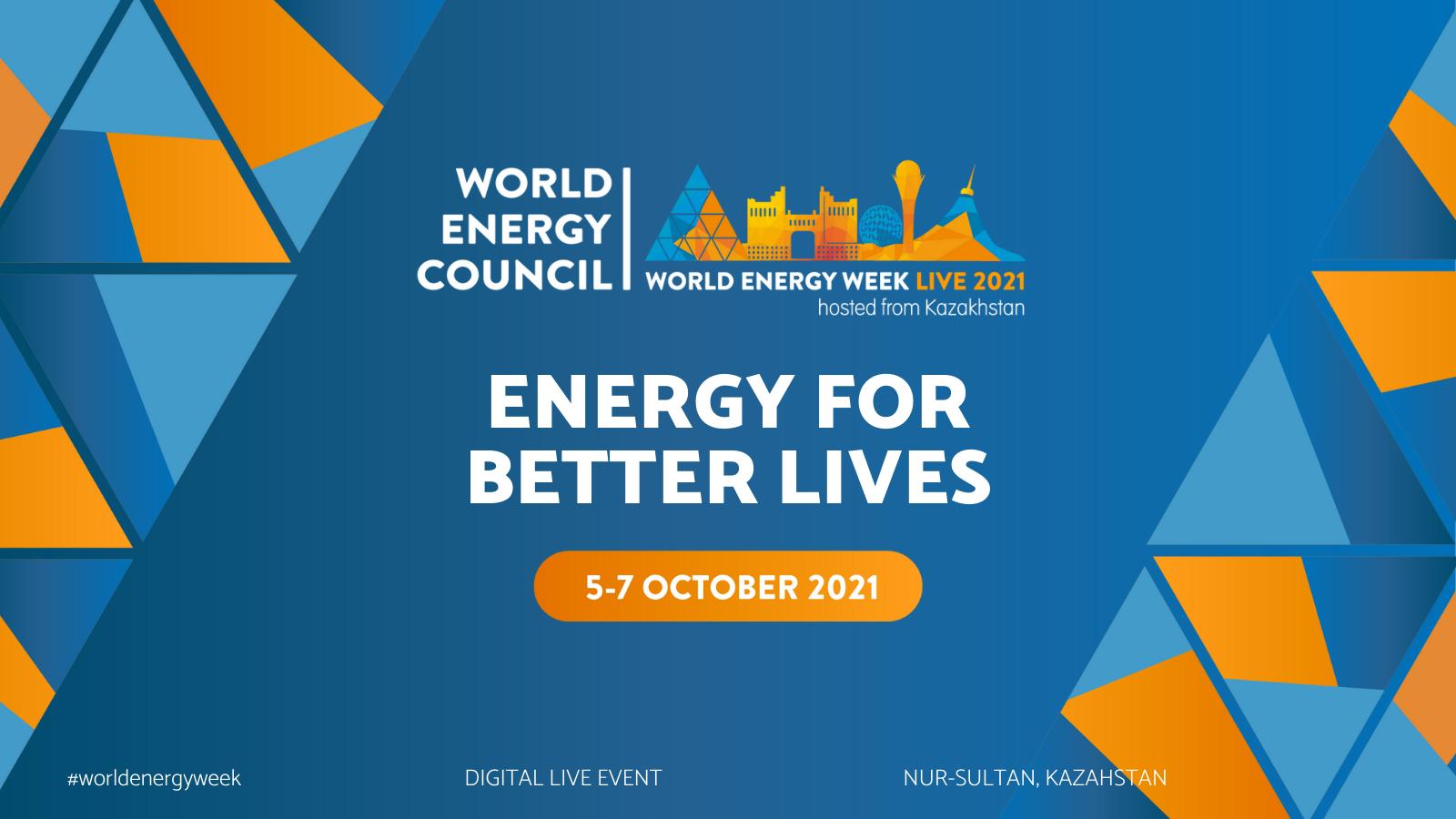 World Energy Week LIVE 2021