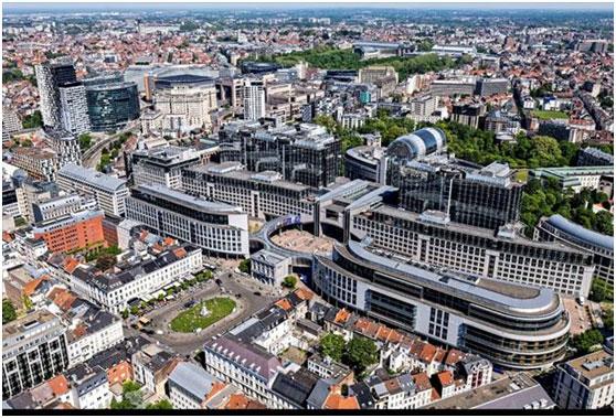Αρχιτεκτονικός Διαγωνισμός για το κτίριο της ολομέλειας της Ευρωβουλής, στις Βρυξέλλες