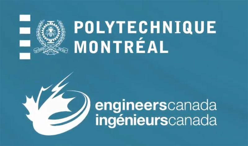 Οι Μηχανικοί του Καναδά(Engineers Canada) και η Πολυτχνική Σχολή του Μόντρεαλ (Polytecnique Montreal) συνδιοργανώνουν διαδικτυακό σεμινάριο για τη βιωσιμότητα των έργων στην πράξη