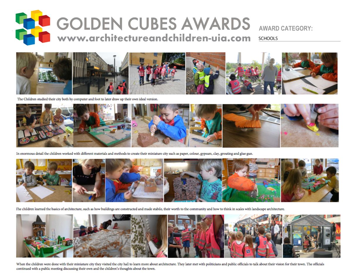 Bραβεία Golden Cubes για το έτος 2020
