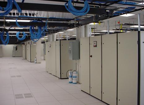 Κατασκευή κέντρου παροχής υπηρεσιών πληροφορικής για την Βουλγαρική Υπηρεσία Εναέριας Κυκλοφορίας