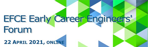 EFCE – Early Career – 22 Απριλίου 2021