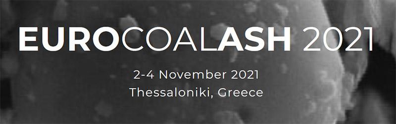 EuroCoalAsh, Thessaloniki  2-4 November 2021