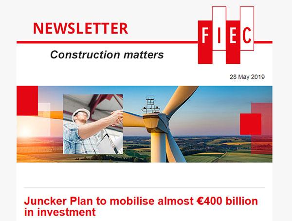 Το Σχέδιο Επενδύσεων για την Ευρώπη (Σχέδιο Γιουνκερ), επενδύσεις ύψους περίπου 400 δισ. Ευρώ